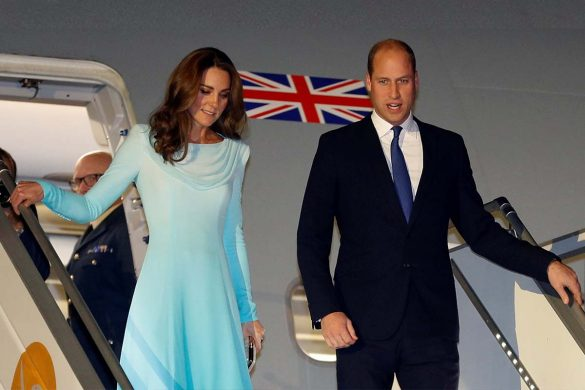 The Royal Couple visit to Pakistan: Prince William and Kate