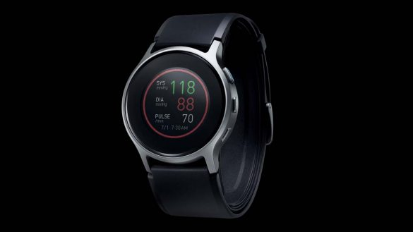 Omron releases its new HeartGuide TM, a smart watch which measures Blood Pressure