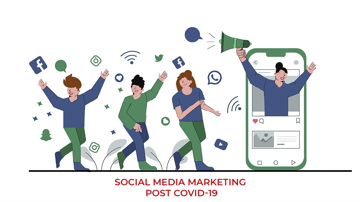 Social media marketing dynamics post COVID-19